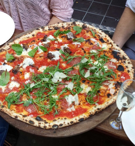 Homeslice Covent Garden The London Pizza Blog